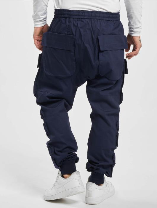 Sixth June Pantalon cargo Cargo bleu