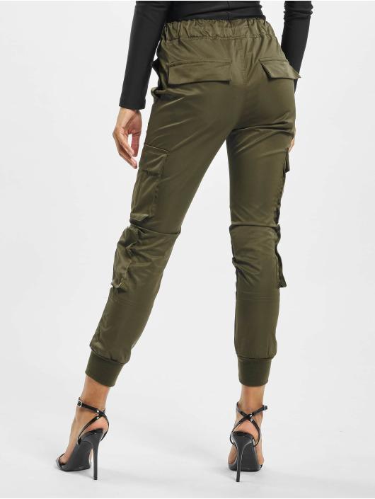 pantalon nike kaki femme