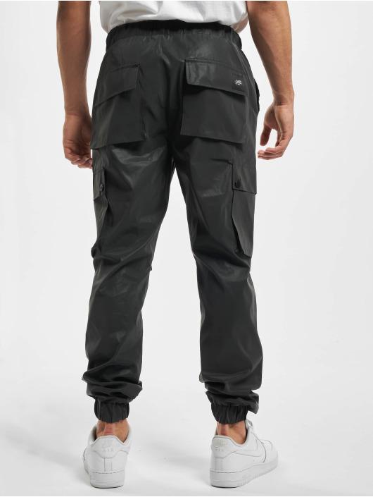 Sixth June Pantalon cargo Reflective noir
