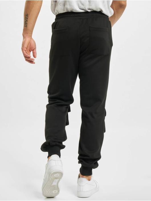 Sixth June Pantalon cargo S W/ Front Pockets noir