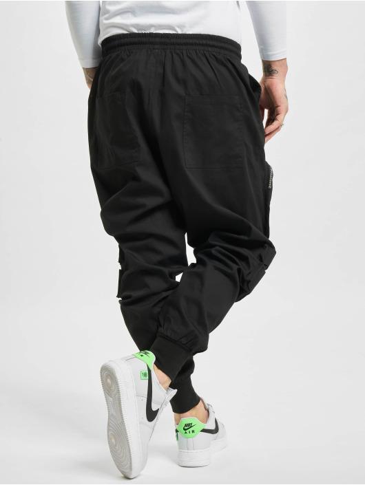 Sixth June Pantalon cargo Front Zip Pocket noir