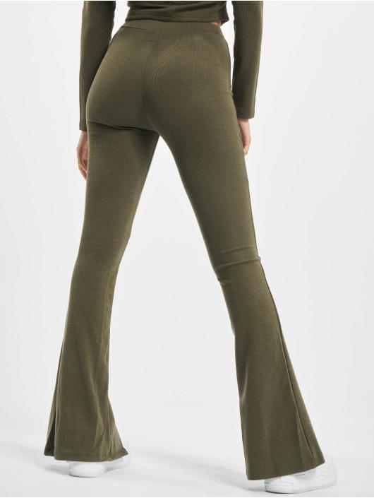 Sixth June Pantalone ginnico Ribbed V2 cachi