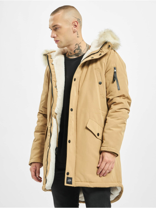 Sixth June Parka Polycotton beige