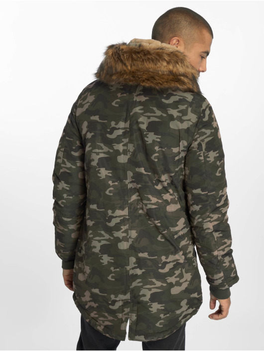Homme June Jersey Parka Camouflage Sixth 579927 vy8nmONP0w