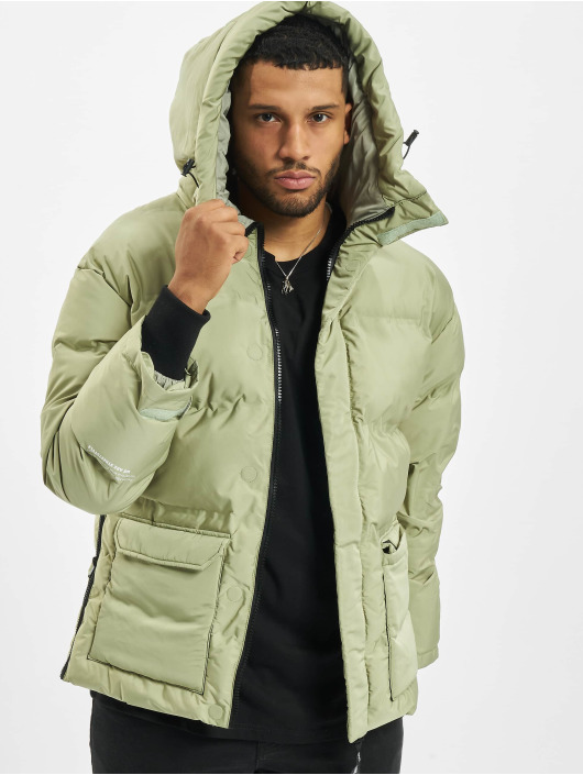 Sixth June Parka Oversize Stylish Down khaki
