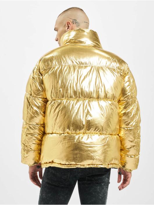 Sixth June Prešívané bundy Oversize zlatá