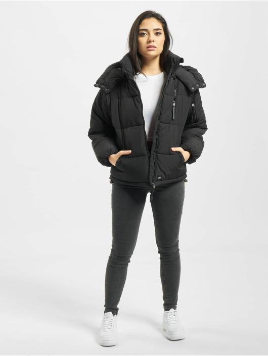 Sixth June Puffer Jacket Classic black