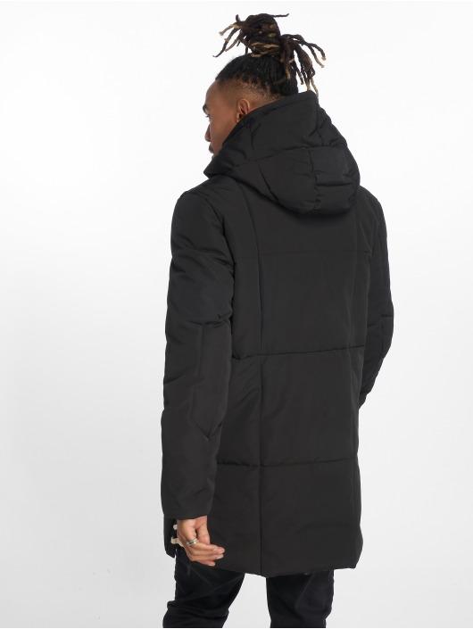 Sixth June Puffer Jacket Long Down black