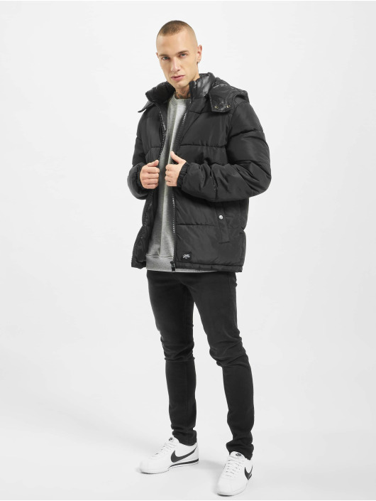 Sixth June Puffer Jacket Mountain Down black