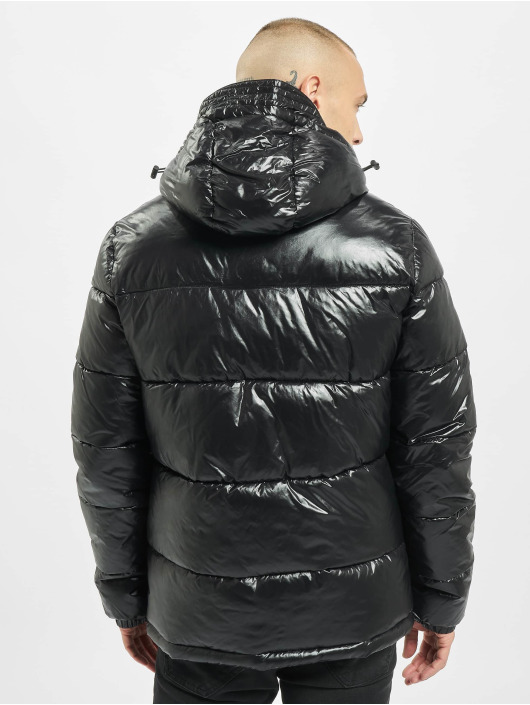 Sixth June Puffer Jacket Vinyl Down black