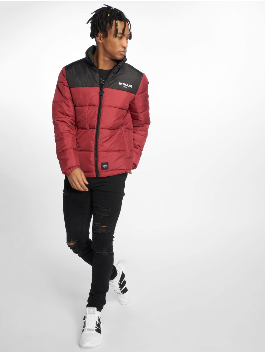 Sixth June Puffer Jacket Bubble red