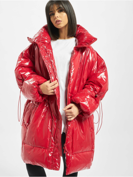 Sixth June Puffer Jacket Long Vinyl Down rot