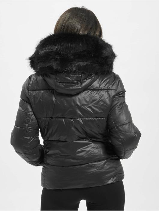 Sixth June Puffer Jacket Regular schwarz