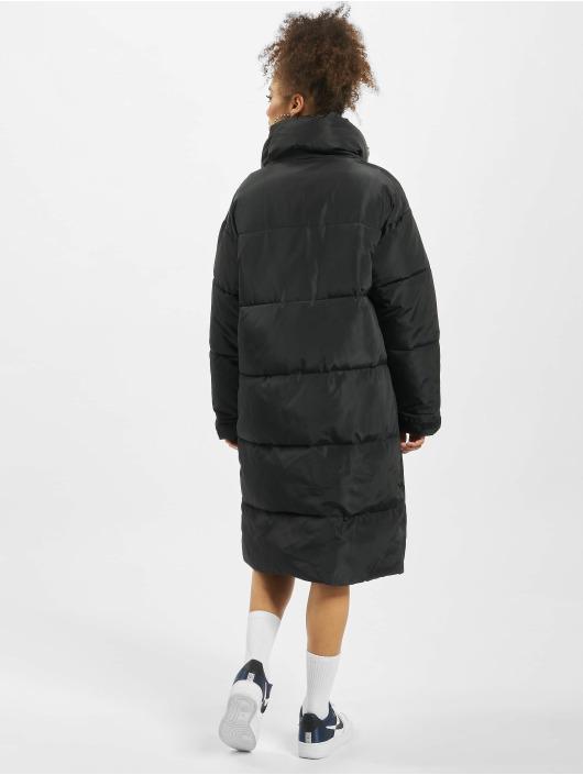 Sixth June Puffer Jacket Oversize schwarz