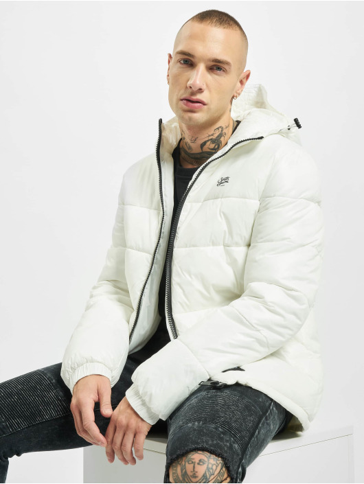 Sixth June Puffer Jacket Vinyl Down white
