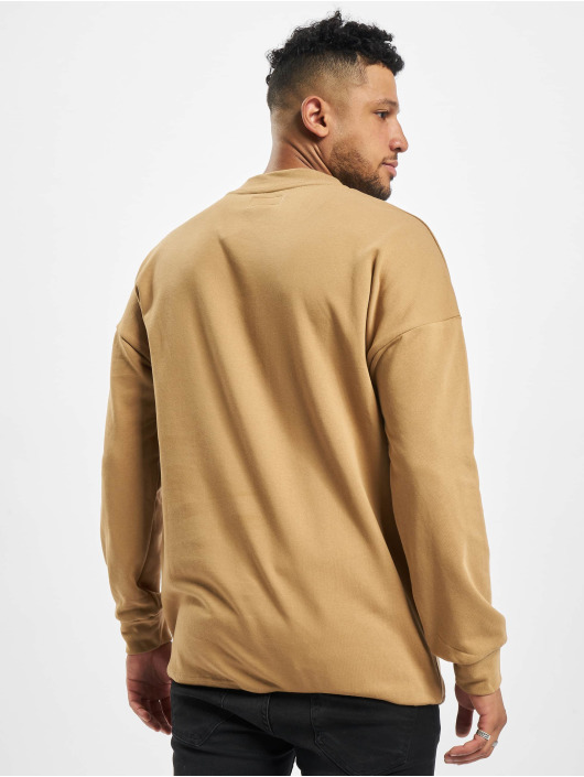 Sixth June Pullover High Neck beige