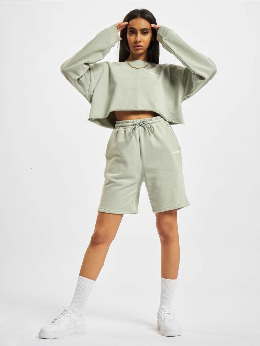 Sixth June Pullover Basic green