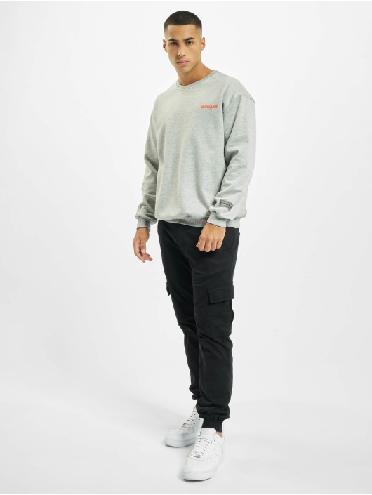 Sixth June Pullover Reflective grey