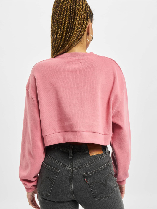 Sixth June Pullover Basic Signature pink