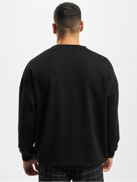 Sixth June Pullover High Neck Cargo schwarz