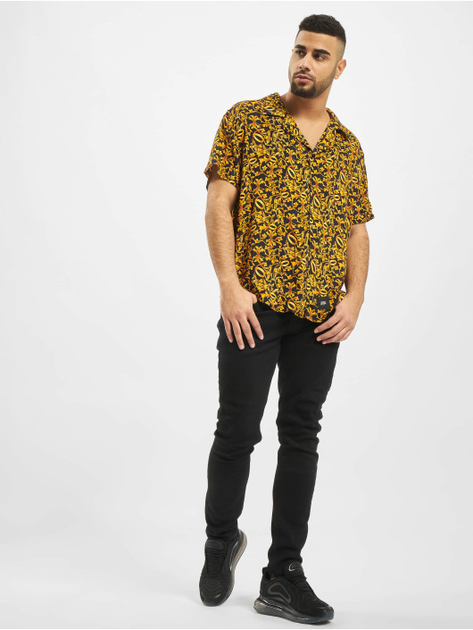 Sixth June Shirt Palm Springs gold colored