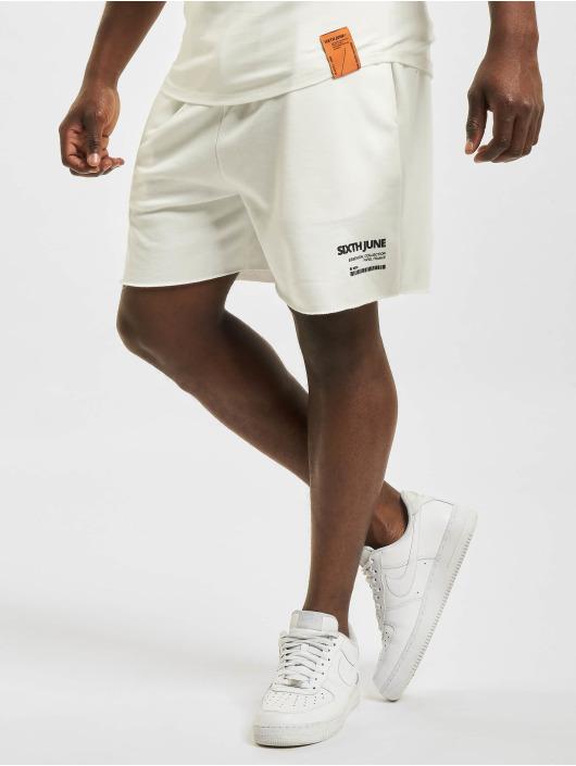 Sixth June Short Essential white