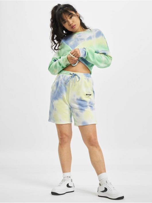 Sixth June shorts Tie Dye blauw