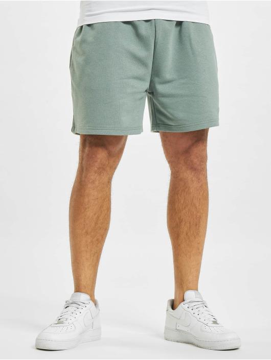 Sixth June Shorts Signature Velvet Logo grün
