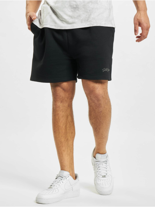 Sixth June Shorts Signature Velvet Logo schwarz