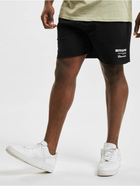 Sixth June Shorts Essential schwarz
