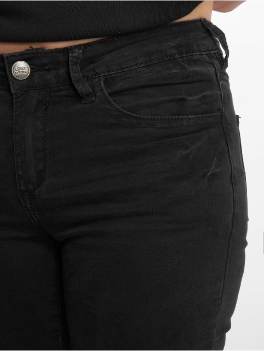 Sixth June Skinny Jeans Desi čern