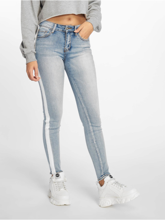 Sixth June Skinny Jeans  blau