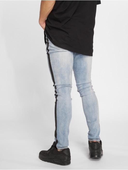 Sixth June Skinny Jeans Stripe blue