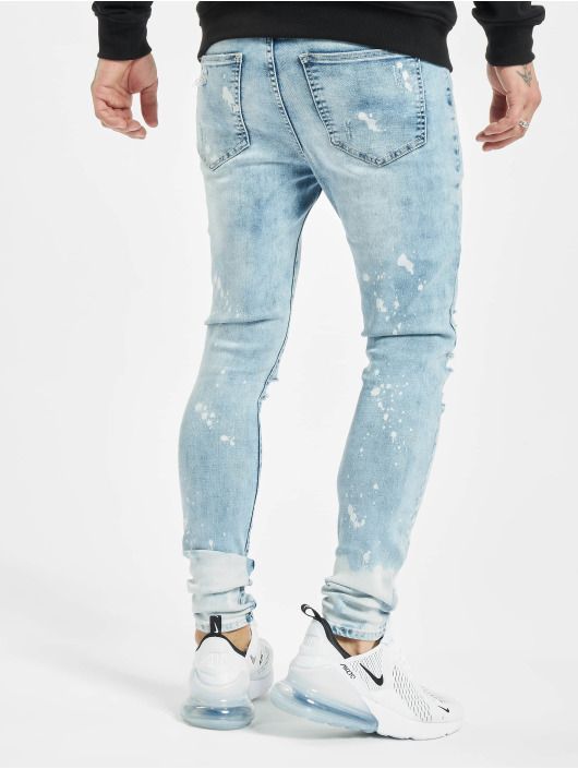 Sixth June Skinny Jeans Skinny niebieski