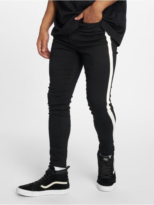 Sixth June Skinny Jeans Lucc schwarz