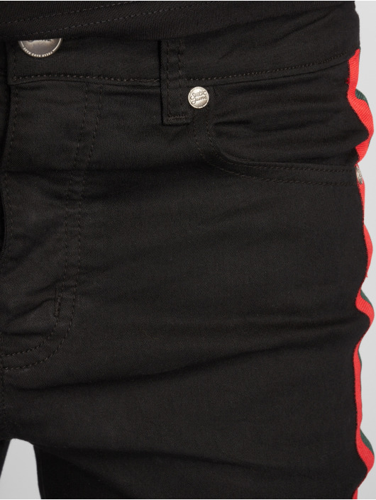 Sixth June Skinny jeans Lucc svart