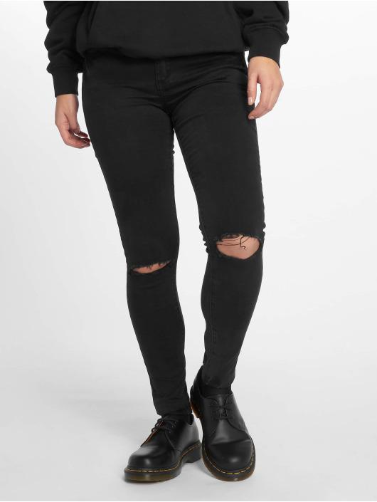 Sixth June Skinny jeans Desi svart