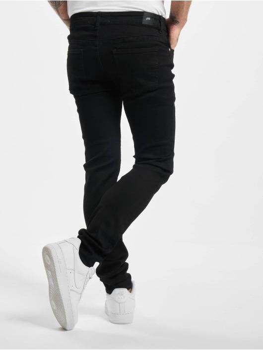 Sixth June Skinny jeans Basic zwart
