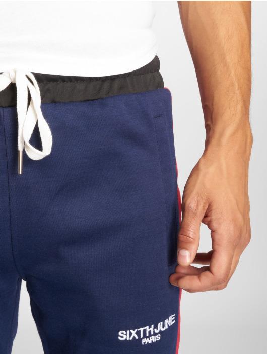 Sixth June Spodnie do joggingu Stripes niebieski