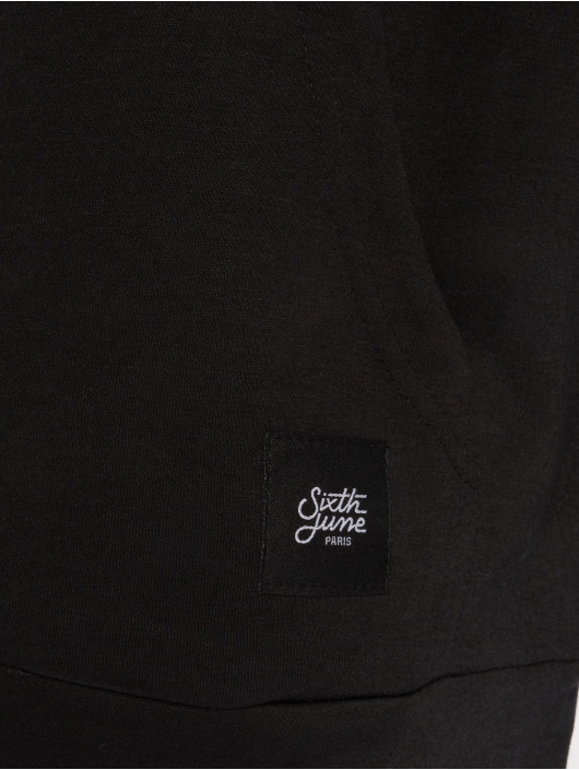 Sixth June Sudadera Flag negro