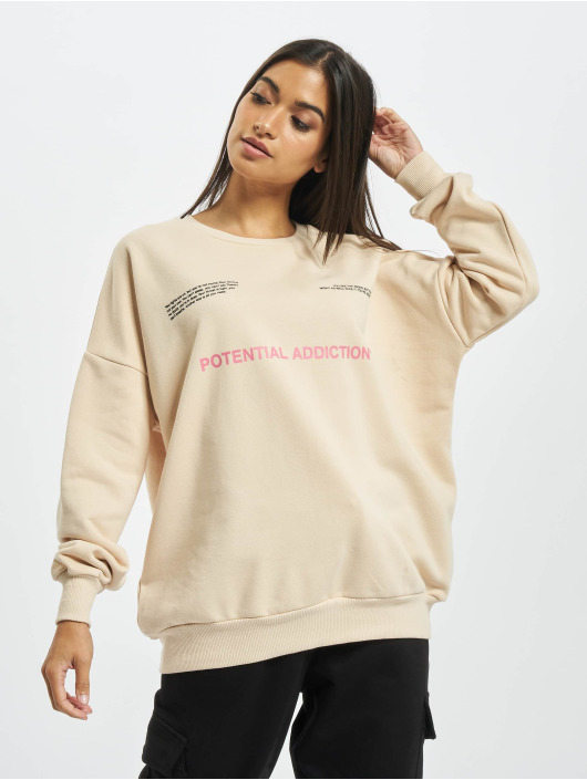 Sixth June Sweat & Pull Essential beige