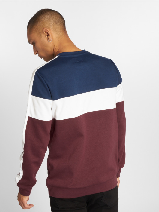 Sixth June Sweat & Pull Tricolor bleu