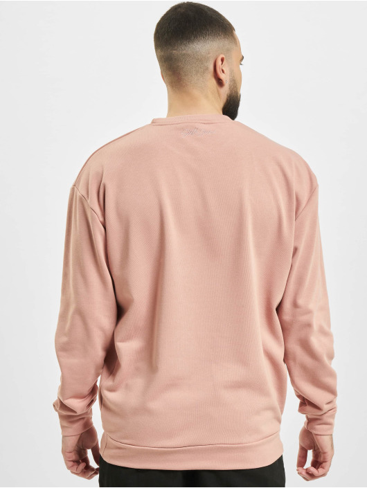 Sixth June Sweat & Pull Signature Velvet Logo rose