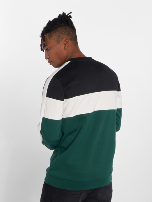 Sixth June Sweat & Pull Tricolor vert