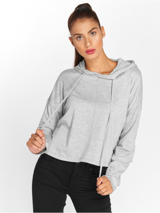 Sixth June Sweat capuche Ultra Oversized gris