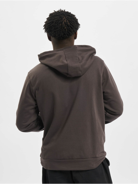 Sixth June Sweat capuche Essential gris