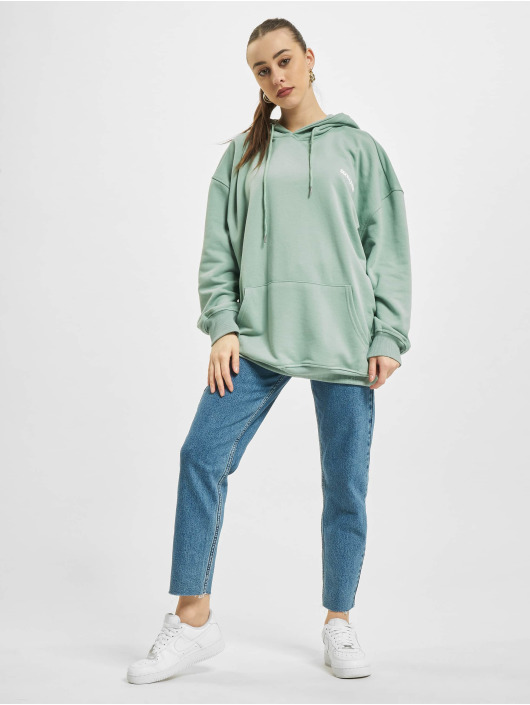 Sixth June Sweat capuche Basic vert