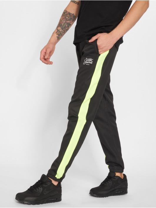 Sixth June Sweat Pant Stripe black