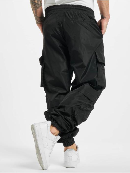 Sixth June Sweat Pant Multiple Pocket Cargo black