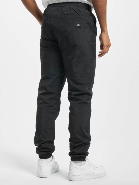 Sixth June Sweat Pant Nylon black